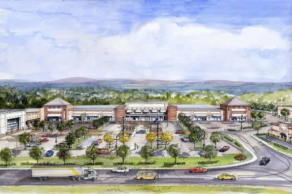 Wrentham Retail Center